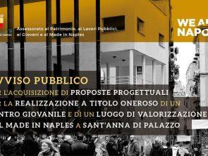 Avviso Pubblico del Comune di Napoli