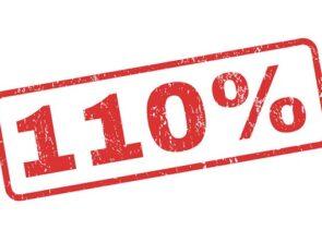 WEBINAR BONUS 110%